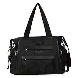 Kalencom® Nola Tote Diaper Bag in Black