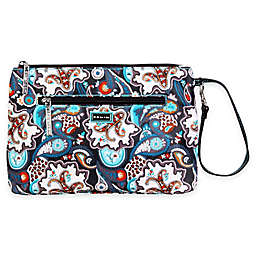 Kalencom® Diaper Clutch in Safari Paisley