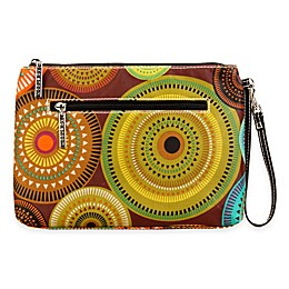 Kalencom® Diaper Clutch in Tequila