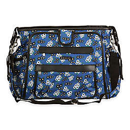 Kalencom® Matte Coated Nola Tote Diaper Bag in Fantasia Floral