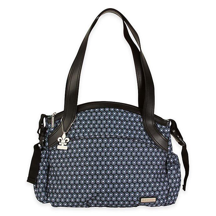 Alternate image 1 for Kalencom® Bellisima Diaper Bag in Fantasia Geo