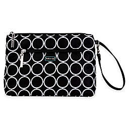 Kalencom® Diaper Clutch in Black Holes