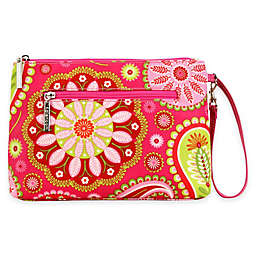 Kalencom® Diaper Clutch in Gypsy Paisley