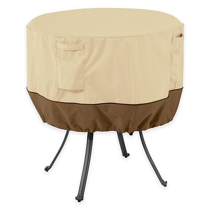 Alternate image 1 for Classic Accessories® Veranda Round Patio Table Outdoor Cover