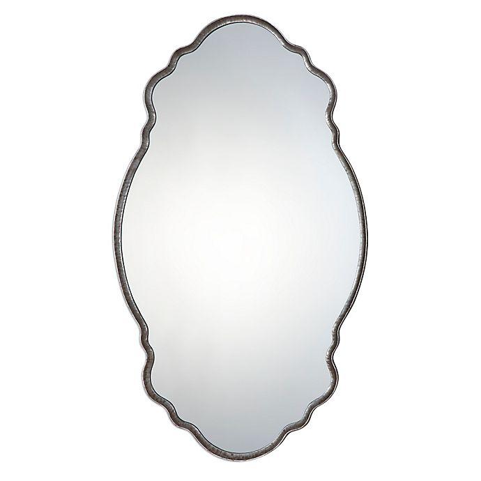 Alternate image 1 for Uttermost  20.75-Inch x 36-Inch Samia Mirror in Silver