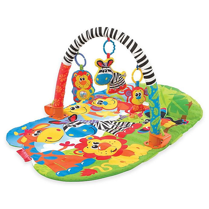 Alternate image 1 for Playgro™ 3-in-1 Safari Activity Gym
