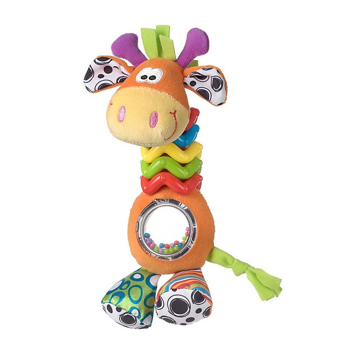 Alternate image 1 for Playgro™ Giraffe Bead Buddy