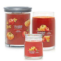 Yankee Candle® Apple Pumpkin Signature Candle Collection