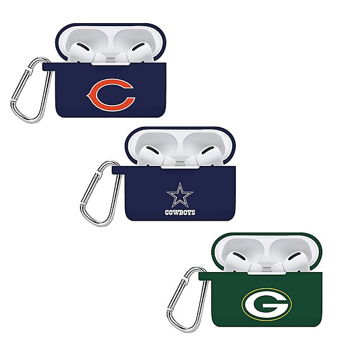 Alternate image 1 for NFL Apple AirPod® Pro Silicone Case Cover Collection