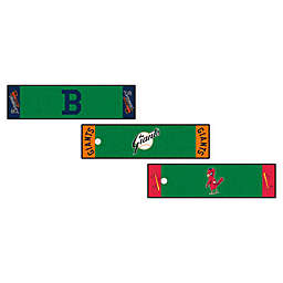 MLB Retro 6-Foot Putting Green Mat Collection