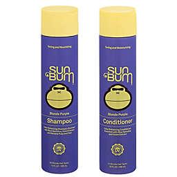 Sun Bum® Blonde Purple Shampoo and Conditioner