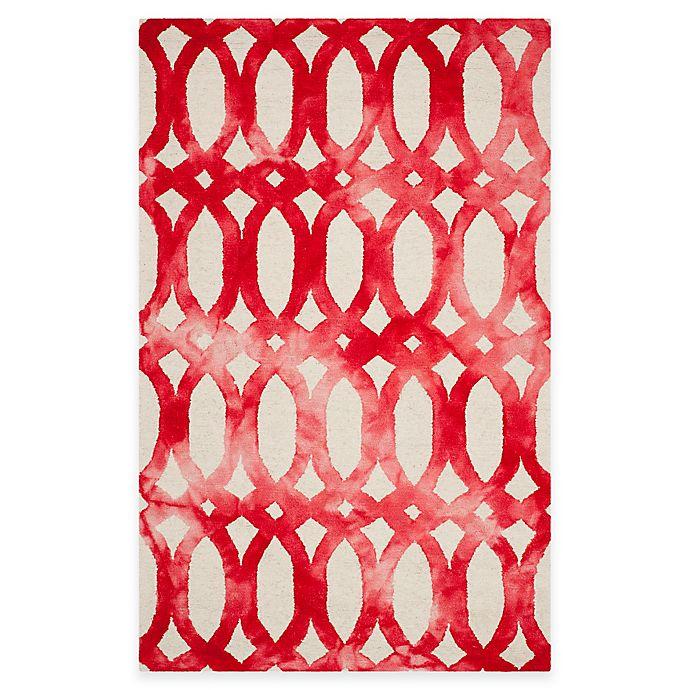 Alternate image 1 for Safavieh Dip Dye Chain Rug