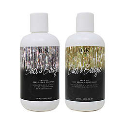 IGK Bad and Bougie Amla Oil Deep Repair Shampoo and Conditioner Collection