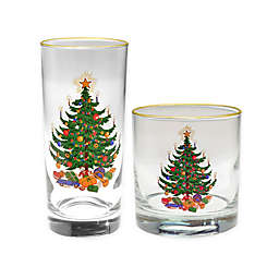 Culver® Christmas Tree Drinkware Collection