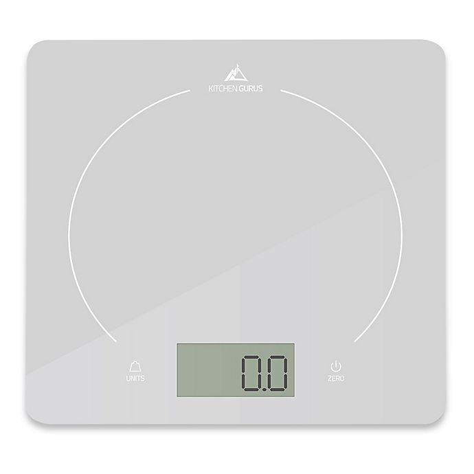 Alternate image 1 for Perfect Portions 11 lb. Designer Food Scale