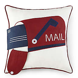 Frank and Lulu Star Spangled Interactive Throw Pillow