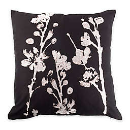 Canadian Living Charlevoix Embroidered Square Throw Pillow
