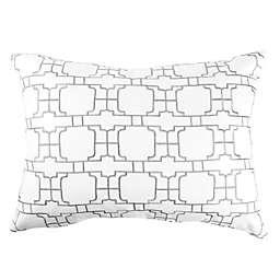 Canadian Living Winnipeg Breakfast Throw Pillow in Grey/Charcoal