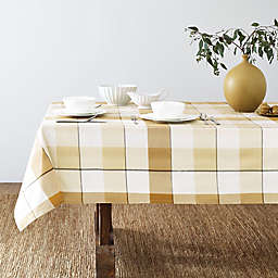 Bee & Willow™ Tonal Check Laminated Table Linen Collection