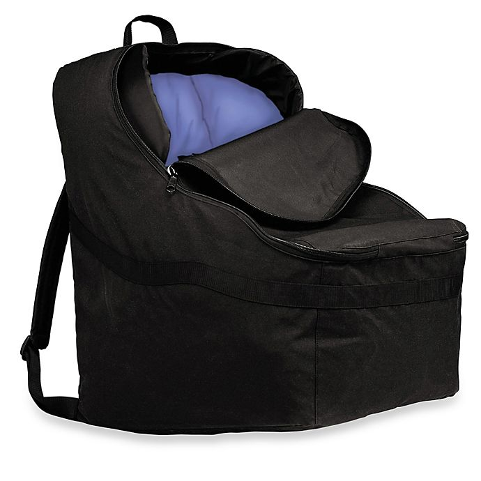 Alternate image 1 for J.L. Childress Car Seat and Booster Carrier Bag