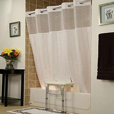 BenchBuddy® Shower Curtains