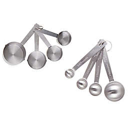 Our Table™ Stainless Steel Measuring Cup and Spoon Collection