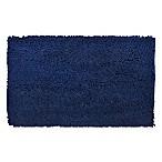 Super Sponge 21-Inch x 34-Inch Bath Mat™ in Blue