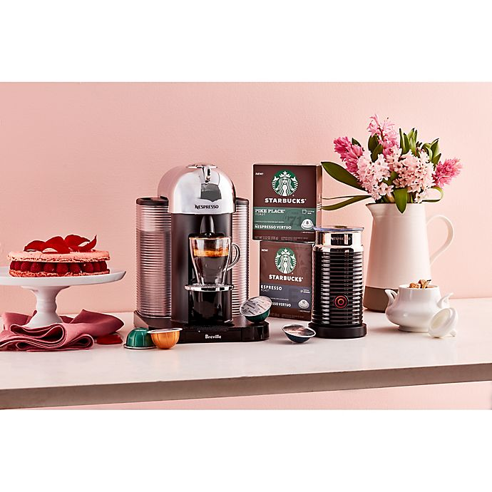 Alternate image 1 for Nespresso® by Breville® Coffee Mother's Day Gift Collection