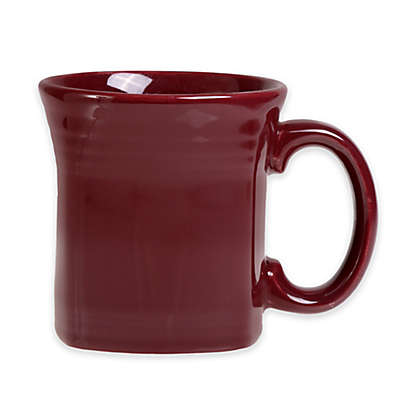 Fiesta® Square Mug in Claret