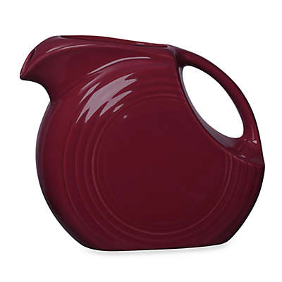 Fiesta® Large Pitcher in Claret