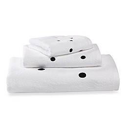 kate spade new york Deco Dot Bath Towel