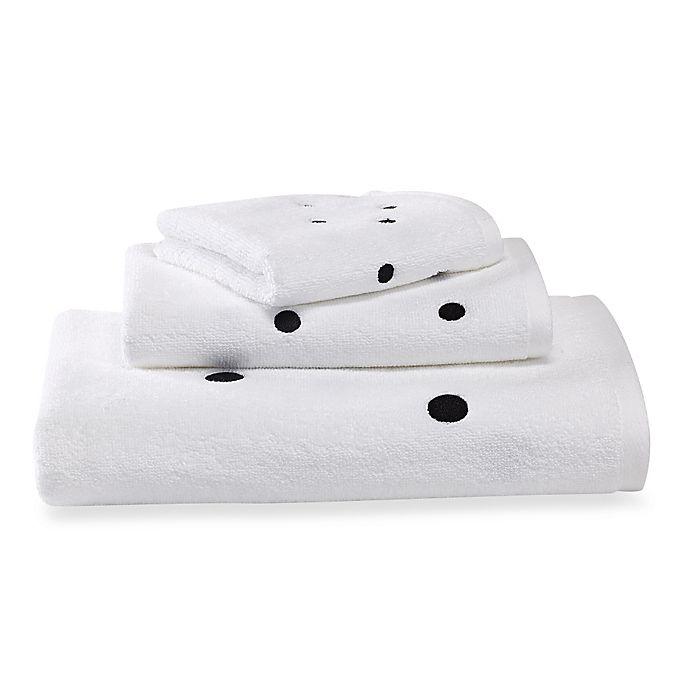 Alternate image 1 for kate spade new york Deco Dot Bath Towel
