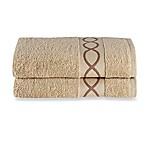 Bath Towels in Driftwood (Set of 2)