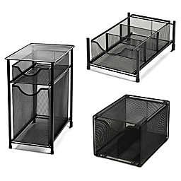 Squared Away™ Metal Mesh Storage Drawer Collection