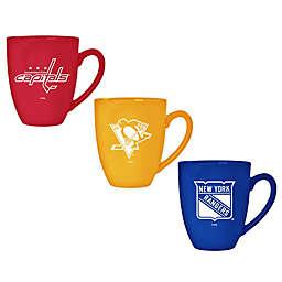 NHL 15 oz. Bistro Ceramic Mug Collection