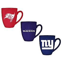 NFL 15 oz. Bistro Ceramic Mug Collection