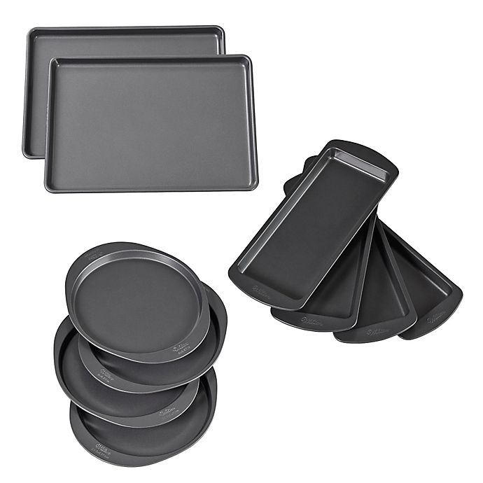 Alternate image 1 for Wilton® Easy Layers! Nonstick Bakeware