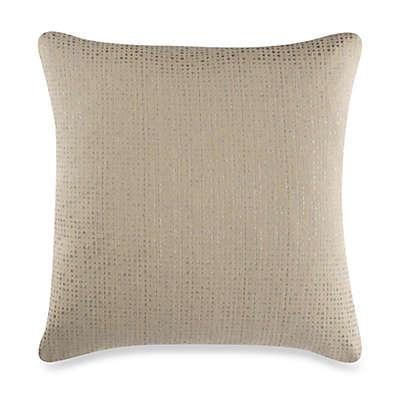 Bling Fling Mica Square Throw Pillow