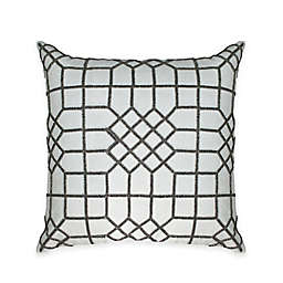 Austin Horn Classics Beaded Flow Square Throw Pillow