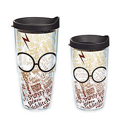 Tervis® Harry Potter™ Glasses and Scar Tumbler with Lid