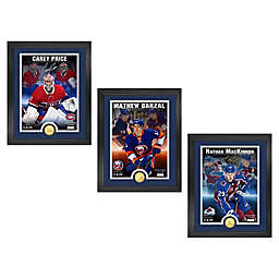 NHL Signature Series Bronze Coin Photo Mint Collection