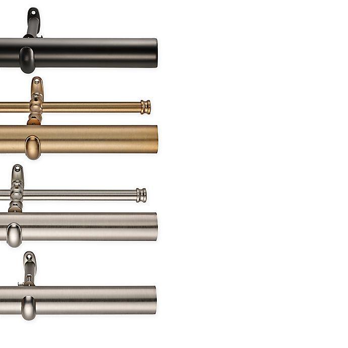 Alternate image 1 for Cambria® Estate Curtain Rod Hardware