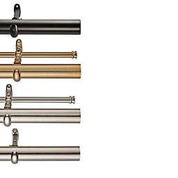 Cambria® Estate Curtain Rod Hardware