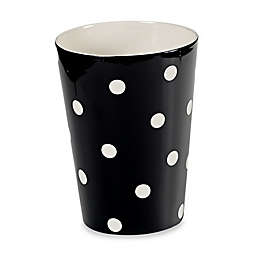 kate spade new york Deco Dot Wastebasket