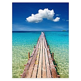 Walk On Water All Weather Outdoor Canvas Wall Art