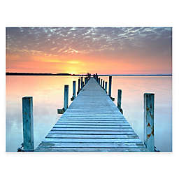 Infinity All-Weather Outdoor 40-Inch x 30-Inch Canvas Wall Art