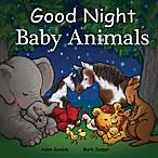 Good Night Baby Animals  Board Book