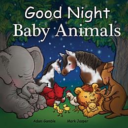 """Good Night Baby Animals"" Board Book"