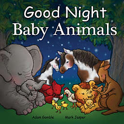 """Good Night Baby Animals"" Board Book"