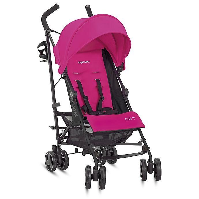 Alternate image 1 for Inglesina Net Stroller in Pink